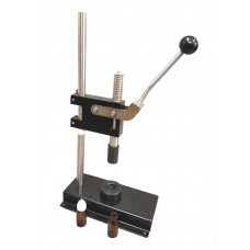 Crimp-less Spray Pump and Collar Press